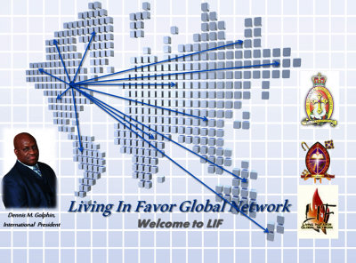 Living In Favor Global Network