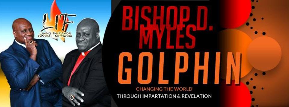 Bishop D. Myles Golphin